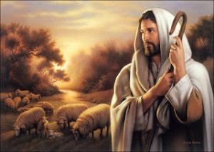christ-the-lord-is-my-shepherd-simon-dewey
