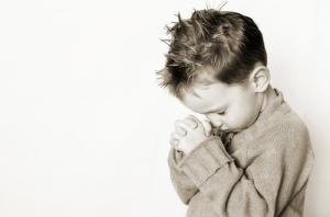 praying_child
